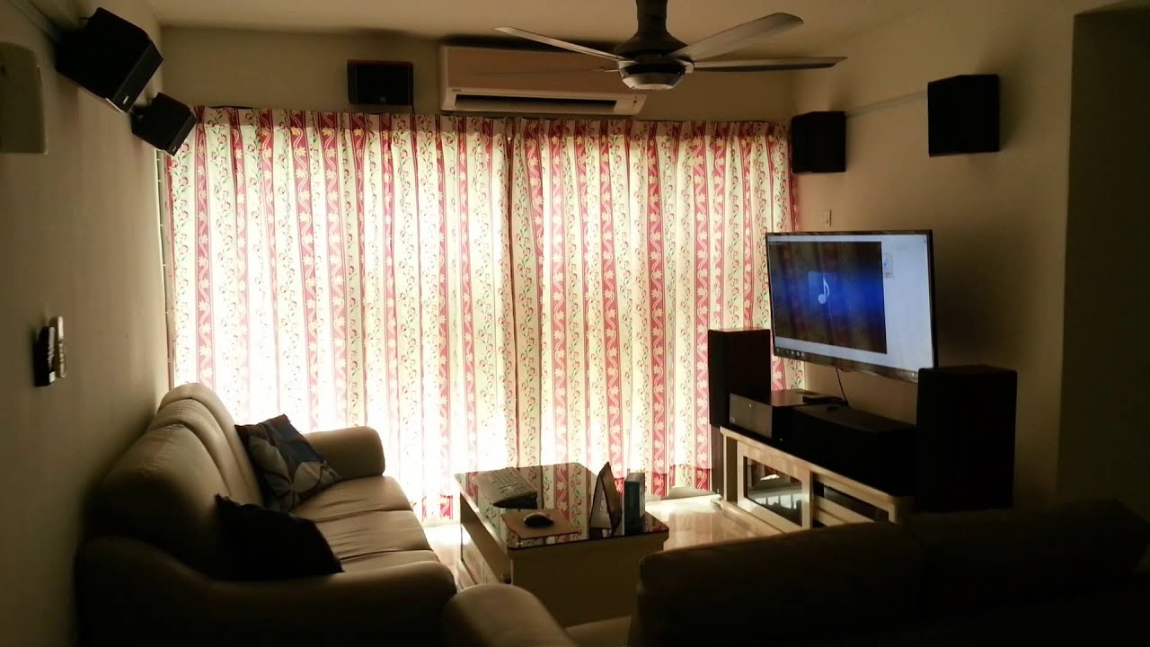 My best home theater pc setup 2015 youtube for Best home office setup 2015