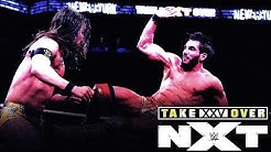 """WWE NXT TakeOver: XXV (25) 1st Official Theme Song- """"On My Teeth"""" By Underoath"""