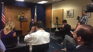 WATCH: District Attorney Lisa S  Green held a press conference
