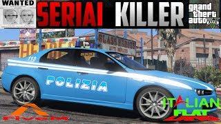 Gta V. Dove sarà il serial Killer? Le indagini continuano su Italian Falt Land.
