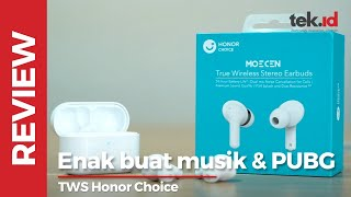 Review + Giveaway TWS Honor True Wireless Earbuds!!