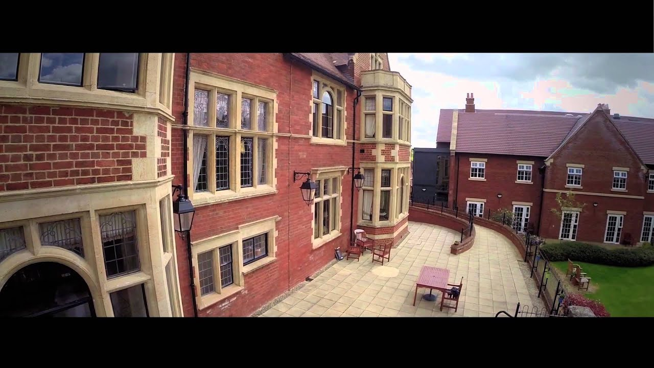 elm bank house luxury care home in kettering, northamptonshire