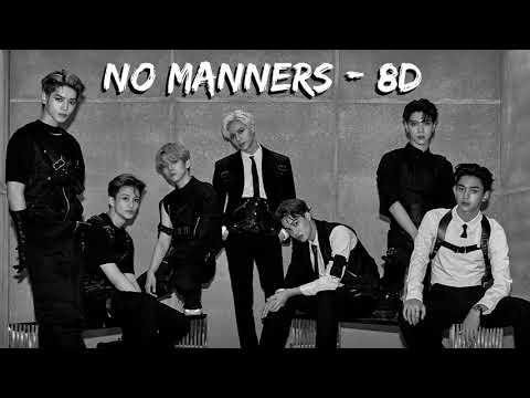 [8D] No Manners - SuperM (슈퍼엠)