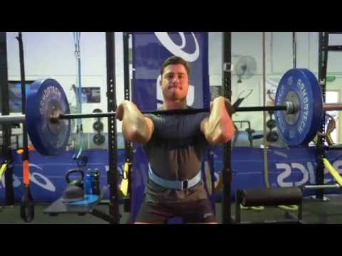 Power & Strength Workout with Marcus Stoinis