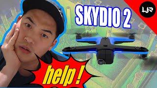 Skydio 2 - Can you Help