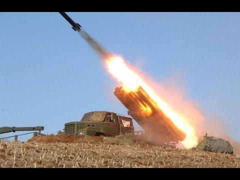 Северная Корея провела очередные испытания ракеты