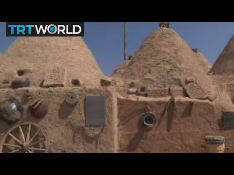 Harran Beehive Houses: Homes attract tourists and preserve tradition