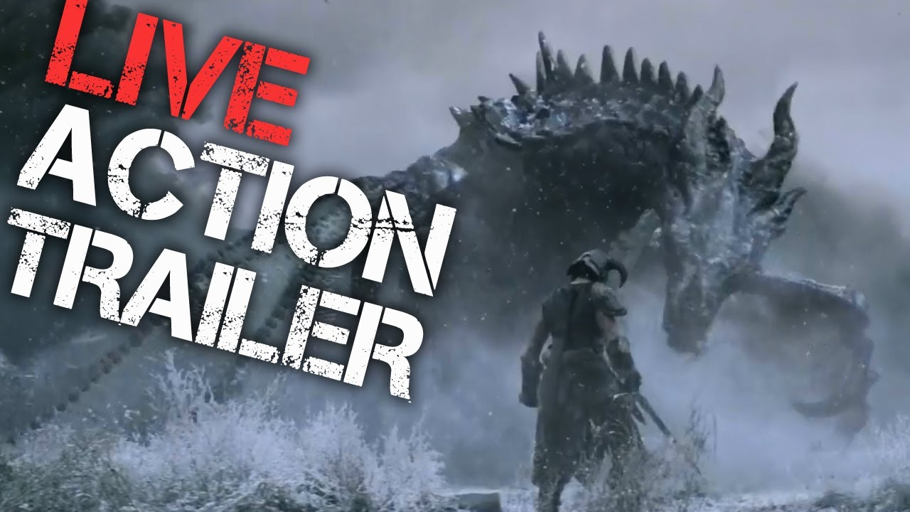 Skyrim - Live Action Trailer