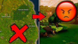 WAILING WOODS NEEDS TO BE DELETED FROM FORTNITE! (Fortnite Battle Royale)