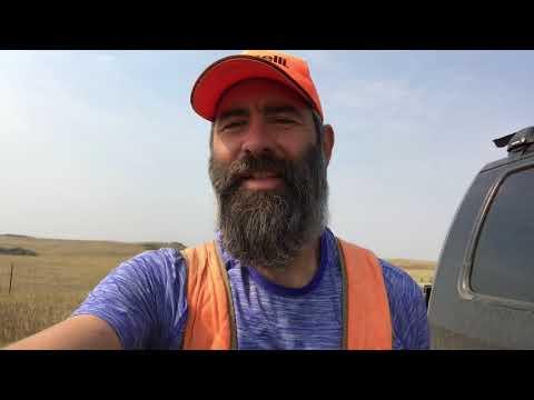 North Dakota Grouse Hunt 2017