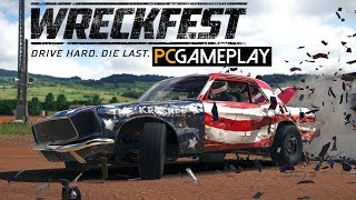 Wreckfest Gameplay (PC HD)