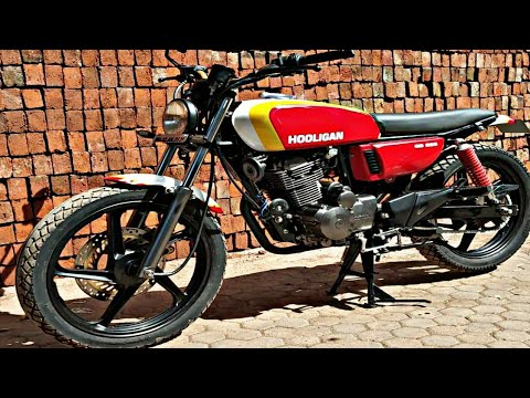 Modified Hero Honda Karizma By YC Design- Motorcycle Restoration|MotoMahal