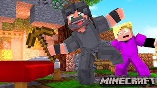 TROLLING PINK!!! | Minecraft Bed Wars