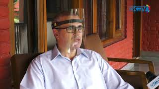 Omar Abdullah talks exclusively with GKTV about his detention, Article 370 abrogation