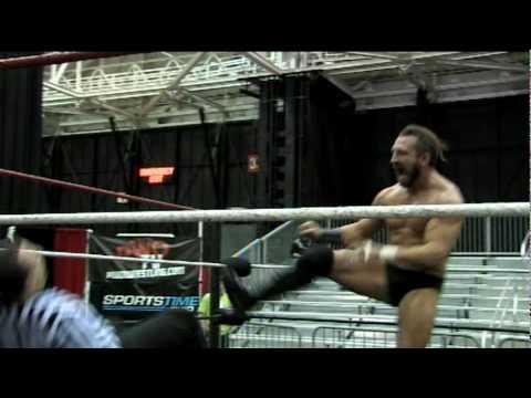 PRIME Archive: Wrestlelution 3 Johnny Gargano Vs. M-Dogg 20 Matt Cross Video Package
