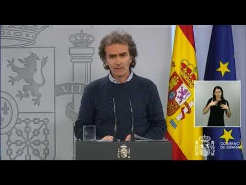 Última hora: Salvador Illa y Fernando Simón informan sobre los cambios de fase en CCAA