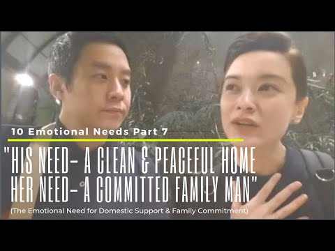 """""""HIS NEED --- A CLEAN & PEACEFUL HOME, HER NEED --- A COMMITTED FAMILY MAN"""" from YouTube · Duration:  2 minutes 41 seconds"""