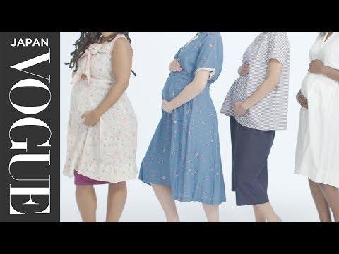 妊娠、100年の歴史。| 100 Years of... | VOGUE JAPAN