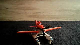 Disney Pixar Planes Fire and Rescue Pond Tune Dusty Review