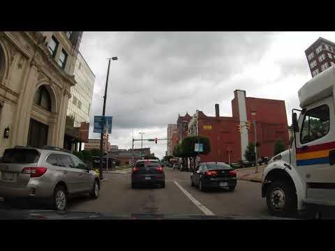 Driving Around Wheeling, West Virginia