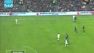 Zinedine Zidane vs Barcelona  - 2003-04 La Liga 15R