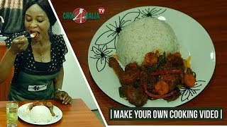 Make Your Own Cooking Video