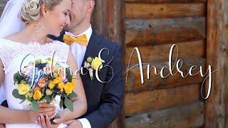 Hochzeitsvideo Galina & Andrey /Russische Hochzeit