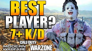 How Top Warzone Player Has a 7+ K/D | Top Tips to Improve for More Wins in Modern Warfare BR | JGOD