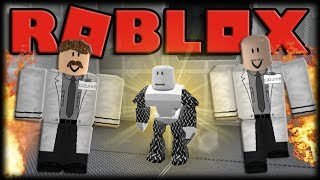 I BECAME A SCIENTIST OF ROBOTS AND ADDICTED TO COFFEE!! -ROBLOX Ro-Chanics