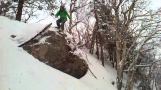 Stratton cliff drop by zach jameson Thumbnail