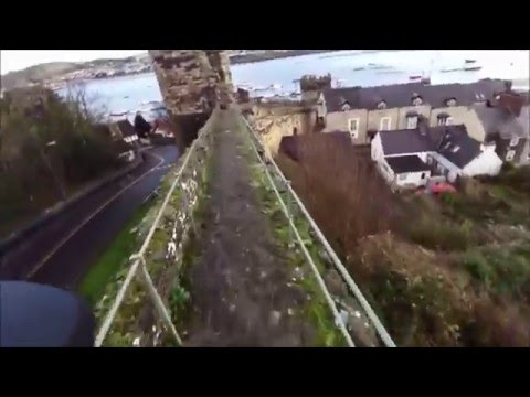 Fat Bike around Conwy