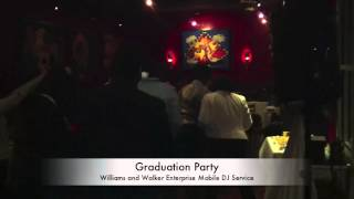 DJ Gig Log Graduation Party
