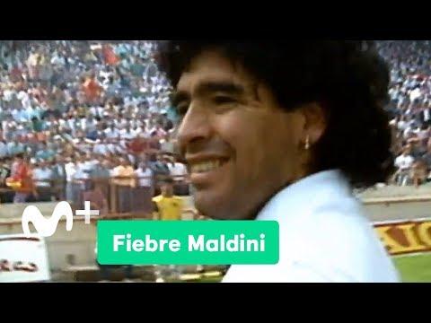Fiebre Maldini: Lo mejor de Maradona | Movistar+