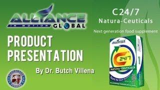 C24-7 Natura Ceuticals  The Next Generation Food Supplement