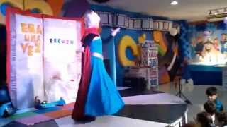 Homenagem a Princesa Maria Clara - Frozen