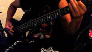 The Acacia Strain - Staypuft Bass Cover