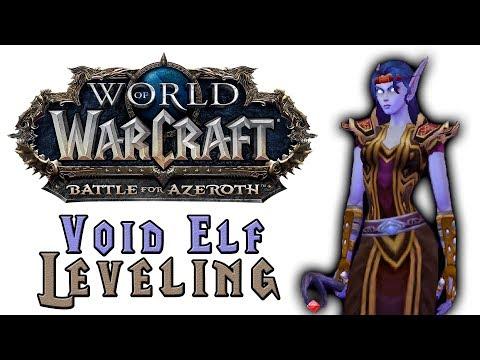 DUSKWOOD - World of Warcraft: Void Elf Shadowpriest Leveling - Ep. 1