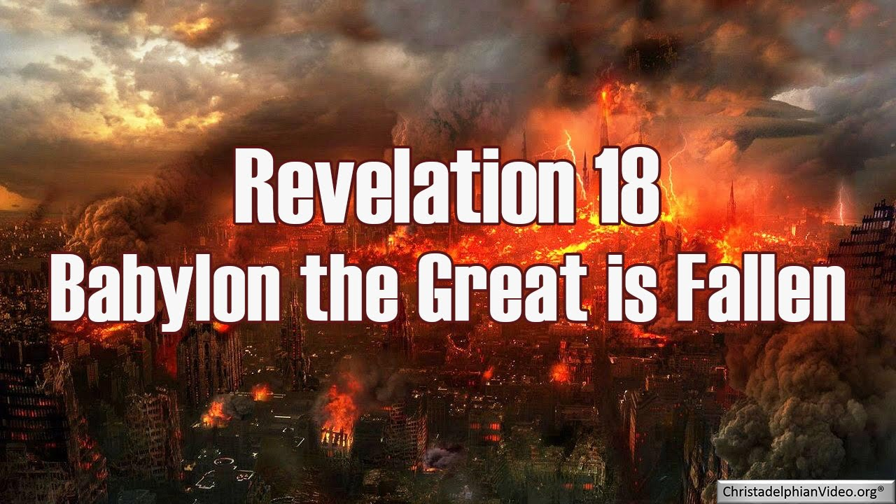 Image result for images of babylon in revelation