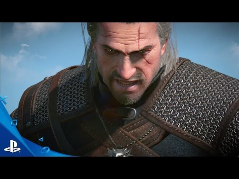 The Witcher 3: Wild Hunt - Complete Edition - Announcement Trailer   PS4