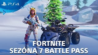 Fortnite | Season 7 Battle Pass | Ps4