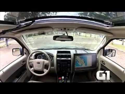 G1 faz 'test-drive'