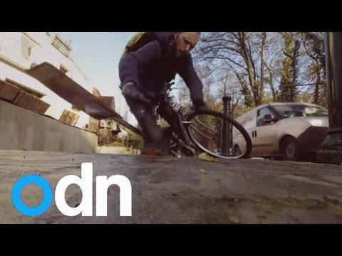 Brussels Bike Jungle: Treacherous Brussels cycling video goes viral