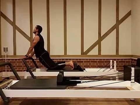 Reformer Pilates full session   20160628