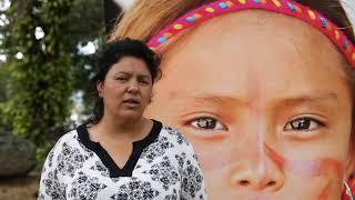 Entrevista a Berta Cáceres:  El pueblo y las mujeres Lenca defendiendo el territorio (2015)