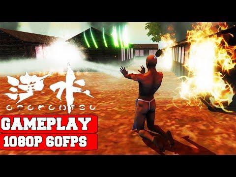Otokomizu Gameplay (PC) |