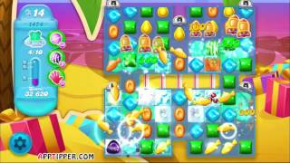 Candy Crush Soda Saga Level 1474 - No Boosters