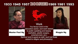 2020, Feng Shui Master, Paulng, Chinese Zodiac Animals, Rooster