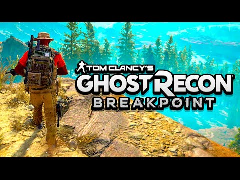 CAN I STEALTH?! - Ghost Recon Breakpoint Gameplay