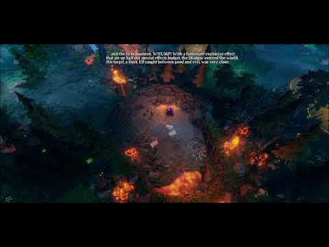 Dungeons 3 Walkthrough (Hellish Difficultly) - Level 1: The Shadow of Absolute Evil |