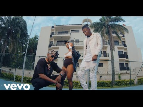 DJ SPINALL - On A Low (Official Video) ft. YCee